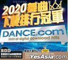 DANCE.com - 2020 all digital download hits (2CD)