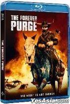 The Forever Purge (2021) (Blu-ray) (Hong Kong Version)