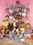 SHINee - The 2nd Concert Album: SHINee WORLD II in Seoul (2CD)