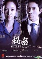 秘密 (DVD) (1-16集) (完) (韩/国语配音) (中英文字幕) (KBS剧集) (新加坡版)