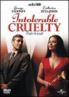 Intolerable Cruelty (DVD) (First Press Limited Edition) (Japan Version)