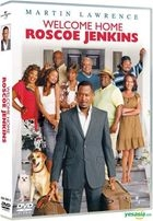 Welcome Home Roscoe Jenkins (2008) (DVD) (Hong Kong Version)
