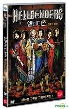 Hellbenders (DVD) (Korea Version)