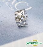 Vixx Style - Initials Single Ear-cuff (Silver)