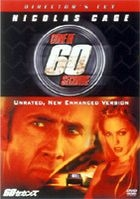 GONE IN SIXTY SECONDS Director's Cut Edition (Limited Edition) (Japan Version)