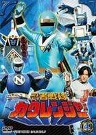 Ninja Sentai Kakuranger (DVD) (Vol.4) (Japan Version)