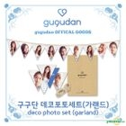 Gugudan Official Goods - Deco Photo Set (Garland)