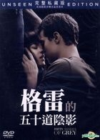 Fifty Shades of Grey (2015) (DVD) (Taiwan Version)