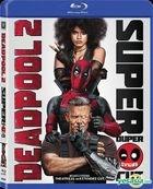 Deadpool 2 (2018) (Blu-ray) (Rating III Edition) (Hong Kong Version)