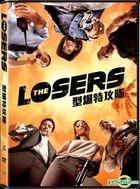 The Losers (DVD) (Hong Kong Version)