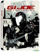 G.I. Joe 2: Retaliation (2013) (Blu-ray) (2-Disc) (3D + 2D) (Steelbook) (Limited Edition) (Korea Version)