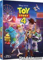Toy Story 4 (Blu-ray) (Korea Version)