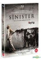 Sinister (Blu-ray) (Korea Version)