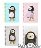 Pengsoo Study Planner for 100 Days (Pink)