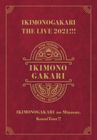 Ikimonogakari no Minasan, Konnitsua-!! THE LIVE 2021!!! [2BD+2DVD+2CD] (Limited Edition)(Japan Version)