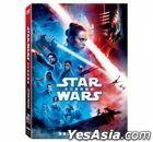 Star Wars: The Rise of Skywalker (2019) (DVD) (Taiwan Version)