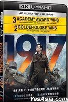 1917 (2019) (4K Ultra HD + Blu-ray) (Hong Kong Version)