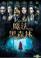 Into The Woods (2014) (DVD) (Taiwan Version)