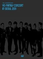 15th ANNIVERSARY YG FAMILY CONCERT in SEOUL 2011 (Japan Version)