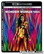 Wonder Woman 1984 (2020) (4K Ultra HD + Blu-ray) (Hong Kong Version)