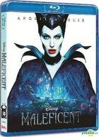 Maleficent (2014) (Blu-ray) (Hong Kong Version)