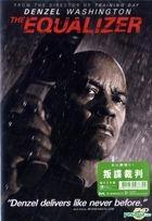 The Equalizer (2014) (DVD) (Hong Kong Version)