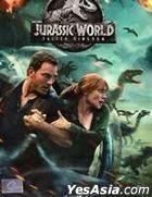Jurassic World: Fallen Kingdom (2018) (DVD) (Thailand Version)