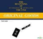 2015 Kim Jae Joong Concert in Seoul 'The Beginning of The End' Goods - Card Case