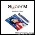 SuperM - Wall Scroll Poster (Tae Yong Version)