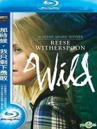 Wild (2014) (Blu-ray) (Taiwan Version)