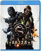 Mortal Kombat (Blu-ray + DVD) (Japan Version)