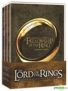 The Lord of The Rings Set (DVD) (6-Disc) (Extended Edition) (Korea Version)