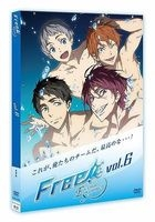 Free! - Eternal Summer - Vol.6 (DVD)(Japan Version)