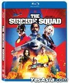 The Suicide Squad (2021) (Blu-ray) (Hong Kong Version)