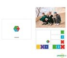 Summer Vacation With EXO-CBX Official Goods - Sticky Note