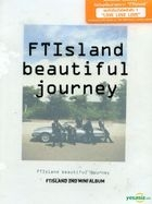 FTIsland 2nd Mini Album - FTIsland Beautiful Journey (Thailand Version)