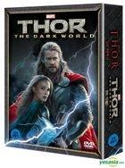 Thor : The Dark World (2013) + Thor (2011) (DVD) (2-Disc) (Korea Version)