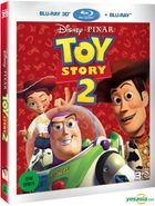 Toy Story 2 (Blu-ray) (2-Disc) (2D + 3D Combo) (Limited Edition) (Korea Version)