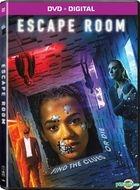 Escape Room (2019) (DVD + Digital) (US Version)