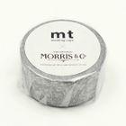 mtマスキングテープ : mt×Morris&co.Pure Bachelors Button Stone/Linen