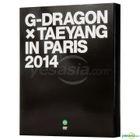 G-Dragon X Tae Yang in Paris 2014
