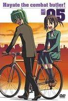 Hayate no Gotoku! (DVD) (Vol.5) (Japan Version)