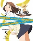 WORKING!!! Vol.5 (Blu-ray+CD) (First Press Limited Edition)(Japan Version)