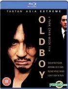 Old Boy (2003) (Blu-ray) (UK Version)