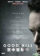 Good Kill (2014) (DVD) (Hong Kong Version)