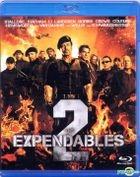 The Expendables 2 (2012) (Blu-ray) (Hong Kong Version)