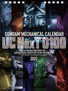 Gundam 2022 Mechanical Calendar UC NexT 0100