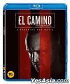 El Camino: A Breaking Bad Movie (Blu-ray) (Korea Version)