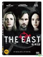 The East (2013) (DVD) (Korea Version)