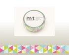 mt Masking Tape : mt 1P Stripe & Triangle Pink